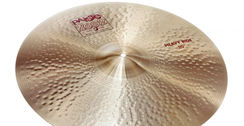 Paiste 2002 Heavy Ride 20″ 22″
