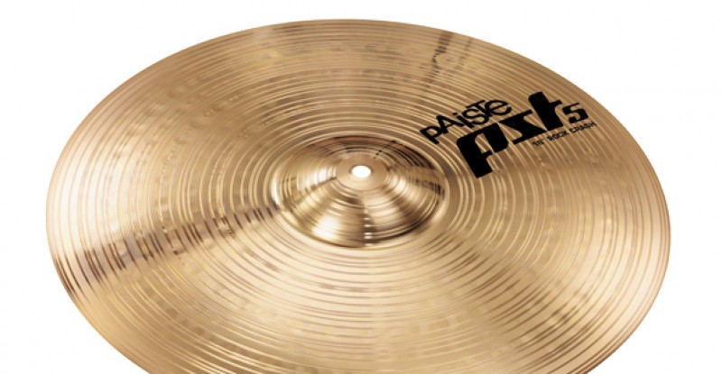 Paiste PST 5 Rock Crash 16″ 18″