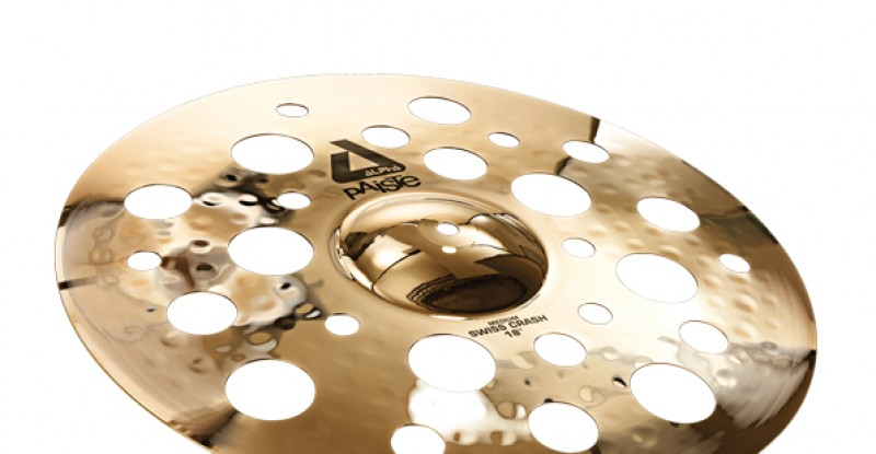 Paiste Alpha Medium Swiss Crash 18″