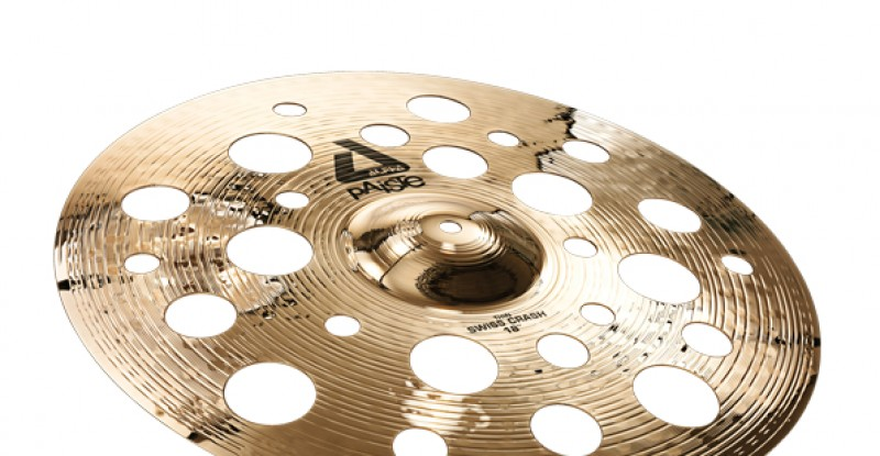 Paiste Alpha Thin Swiss Crash 18″