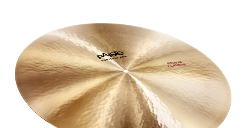 Paiste Formula 602 Classic Sounds Medium Flatride 20″