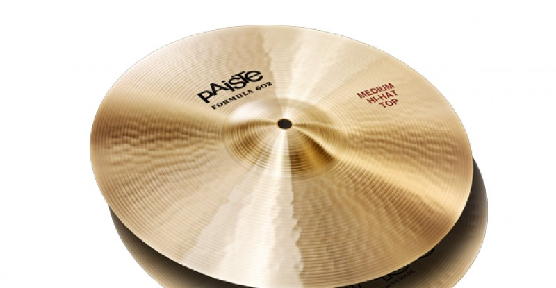 Paiste Formula 602 Classic Sounds Medium Hi-Hat 14″ 15″