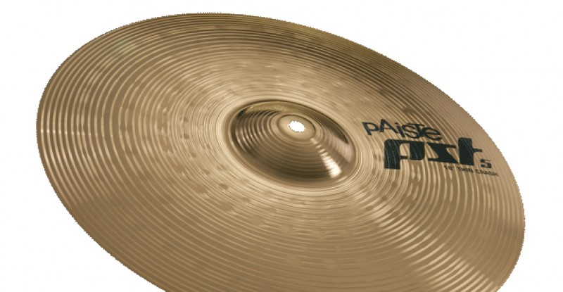 Paiste PST5 Thin Crash 14″ 16″ 18″