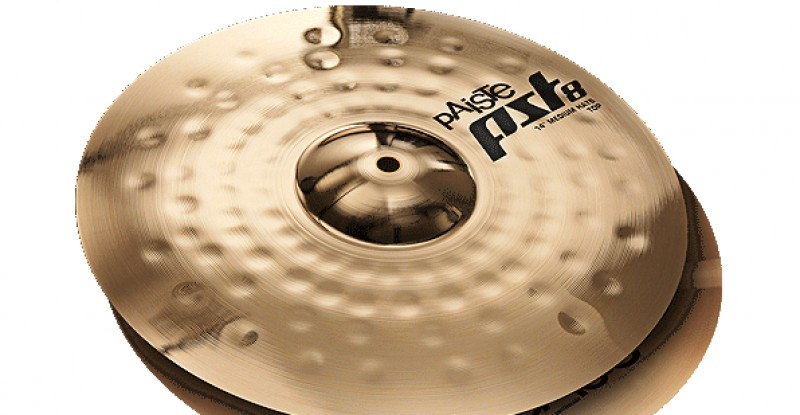 Paiste PST 8 Reflector Medium Hats 14″