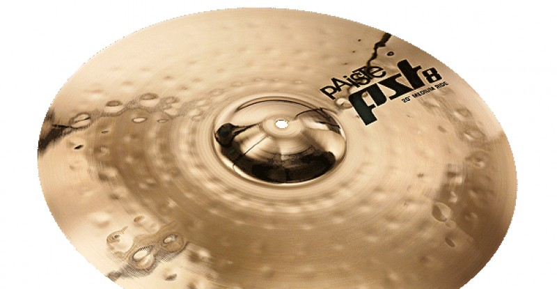 Paiste PST 8 Reflector Medium Ride 20″