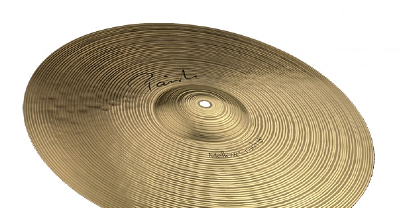 Paiste Signature Mellow Crash 16″ 18″