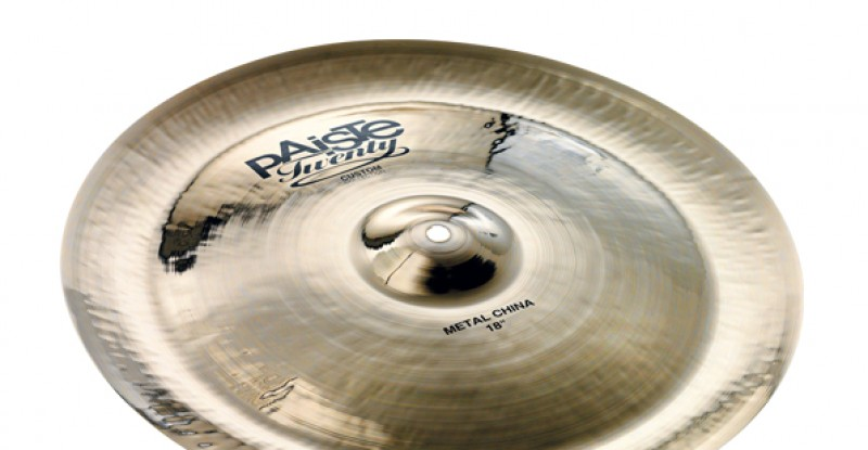 Paiste Twenty Custom Collection Metal China 18″