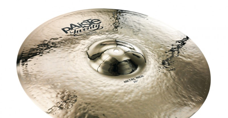 Paiste Twenty Custom Collection Metal Ride 20″ 22″