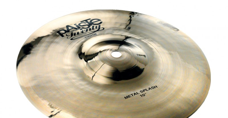 Paiste Twenty Custom Collection Metal Splash 10″