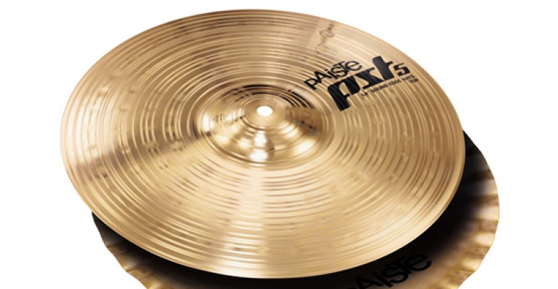 Paiste PST 5 Sound Edge Hats 14″
