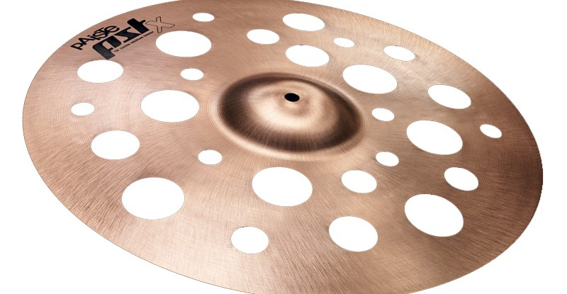 Paiste PSTX Swiss Medium Crash 18″ 20″