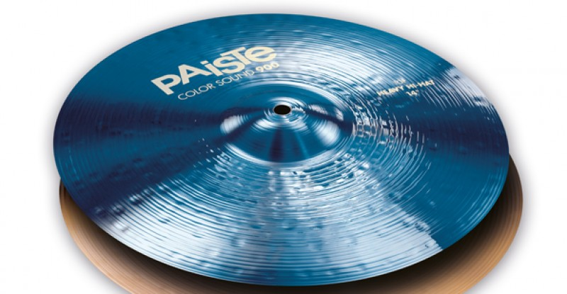 Paiste Color Sound 900 Blue Heavy Hi-Hat 14″ 15″
