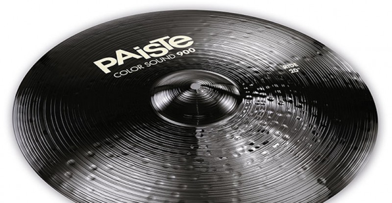 Paiste Color Sound 900 Black Ride 20″ 22″