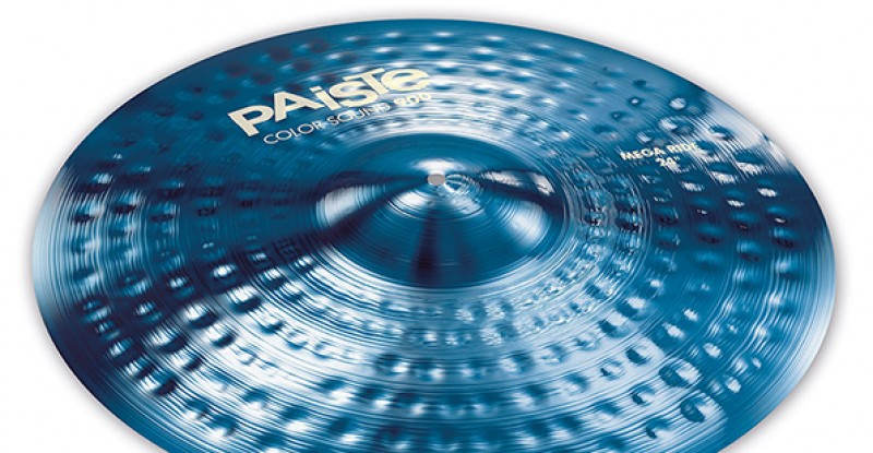 Paiste Color Sound 900 Blue Mega-Ride 24″