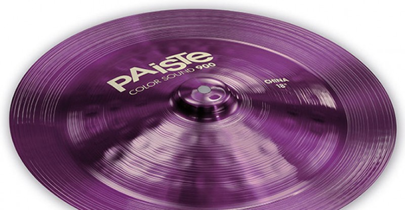 Paiste Color Sound 900 Purple China 14″ 16″ 18″
