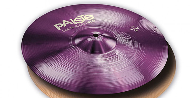 Paiste Color Sound 900 Purple Hi-Hat 14″