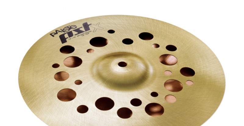 Paiste PSTX Splash Stack 10/8″ 12/10″