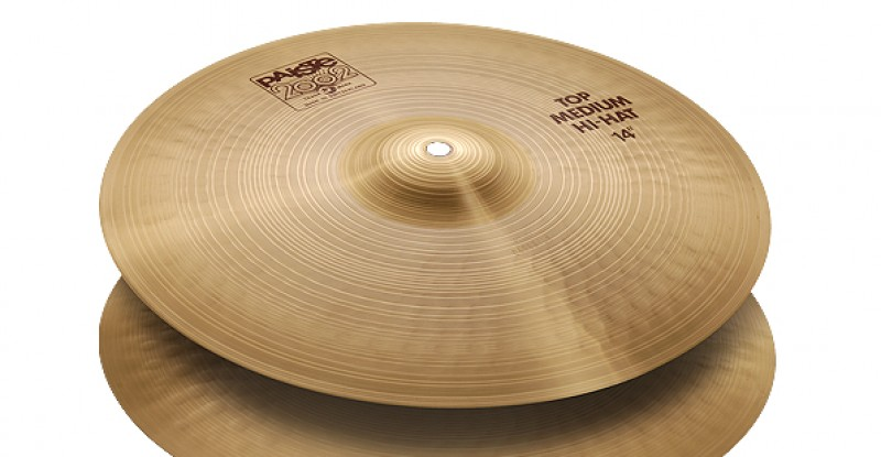 Paiste 2002 Medium Hi-Hat 14″