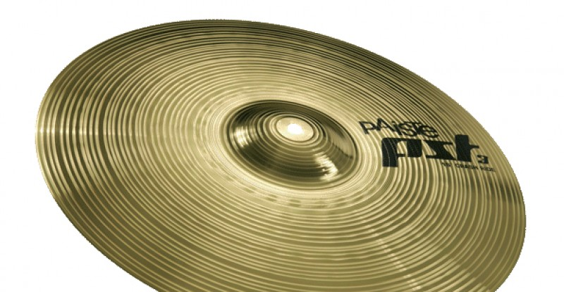 Paiste PST 3 Crash Ride 18″