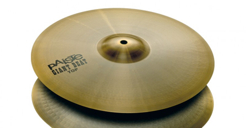 Paiste Giant Beat Hi-Hat 14″ 15″ 16″