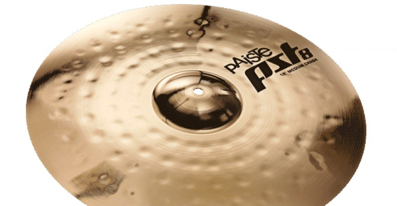Paiste PST 8 Reflector Medium Crash 16″ 18″