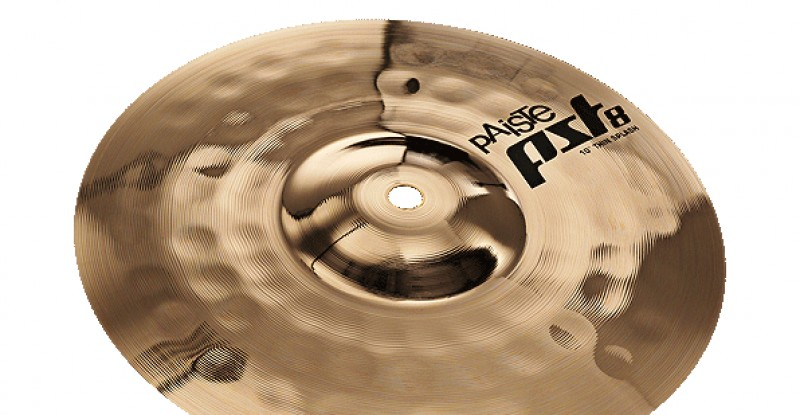 Paiste PST 8 Reflector Thin Splash 10″