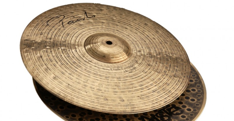 Paiste Signature Dark Energy Hats Mark I 14″