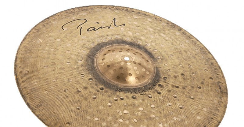 Paiste Signature Dark Energy Ride Mark I 20″ 21″ 22″