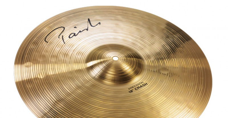 Paiste Signature Precision Crash 16″ 17″ 18″