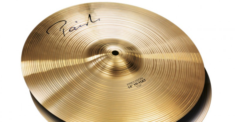 Paiste Signature Precision Hi-Hat 14″