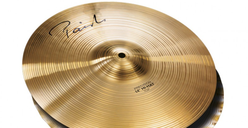 Paiste Signature Precision Sound Edge Hi-Hat 14″