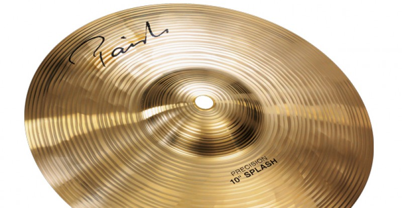 Paiste Signature Precision Splash 10″
