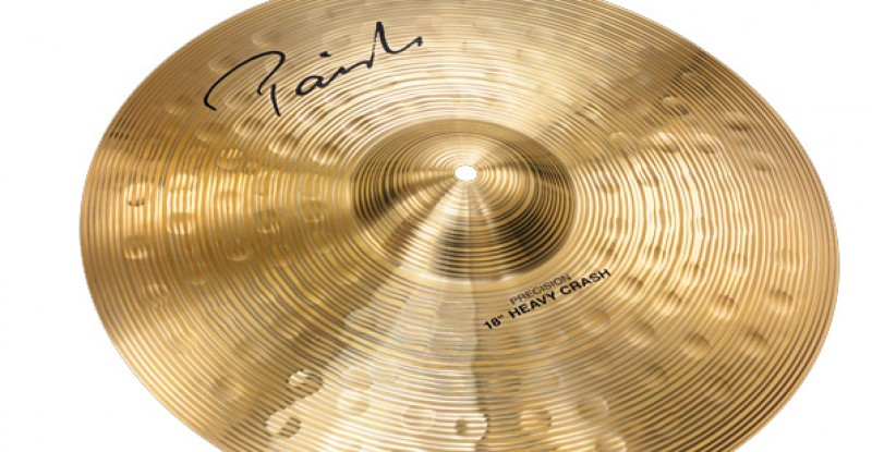 Paiste Signature Precision Heavy Crash 16″ 18″ 20″