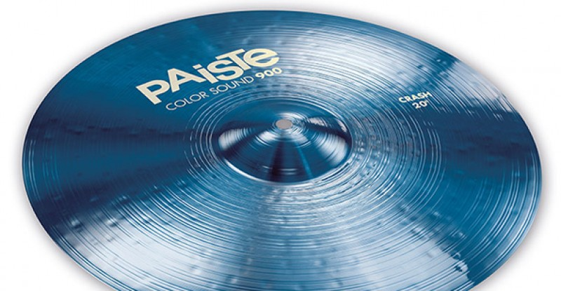 Paiste Color Sound 900 Blue Crash 16″ 17″ 18″ 19″ 20″