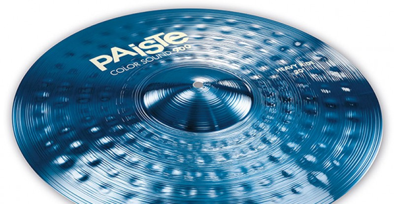 Paiste Color Sound 900 Blue Heavy Ride 20″ 22″