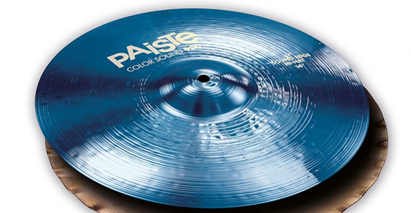 Paiste Color Sound 900 Blue Sound Edge Hi-Hat 14″
