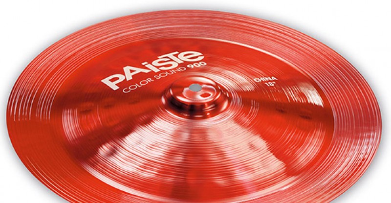 Paiste Color Sound 900 Red China 14″ 16″ 18″