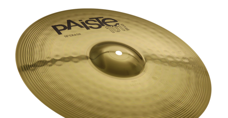 Paiste 101 Brass Crash 14″ 16″