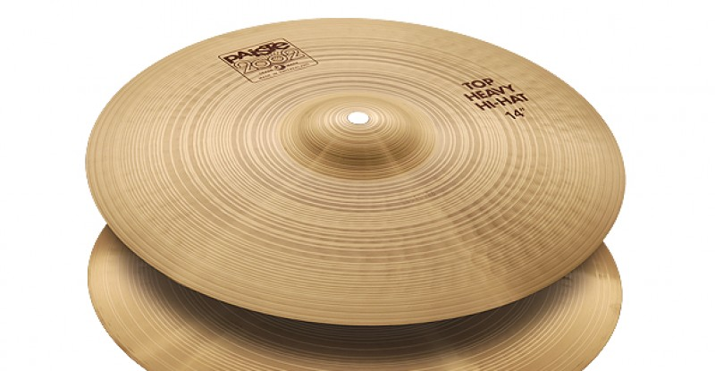 Paiste 2002 Heavy Hi-Hat 14″