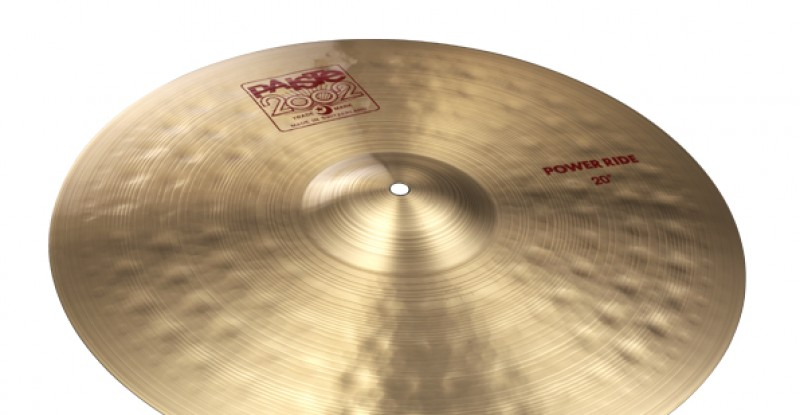 Paiste 2002 Power Ride 20″ 22″