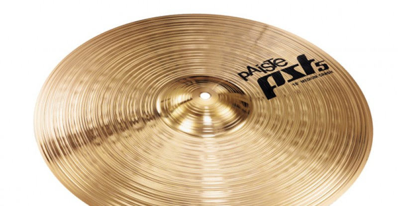 Paiste PST 5 Medium Crash 14″ 16″ 18″