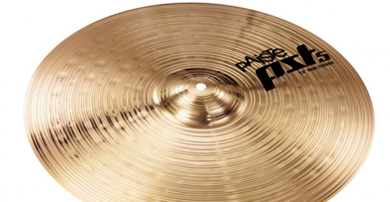 Paiste PST 5 Ride Crash 18″