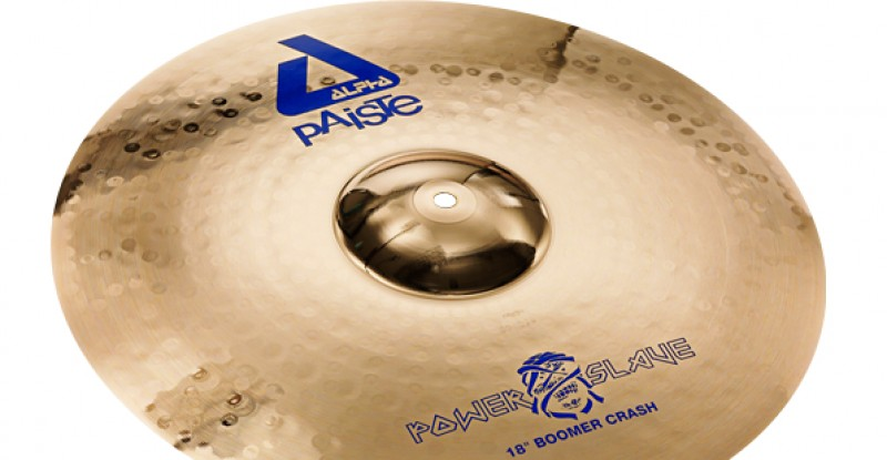 Paiste Alpha Boomer Crash 16″ 17″ 18″ 19″ 20″