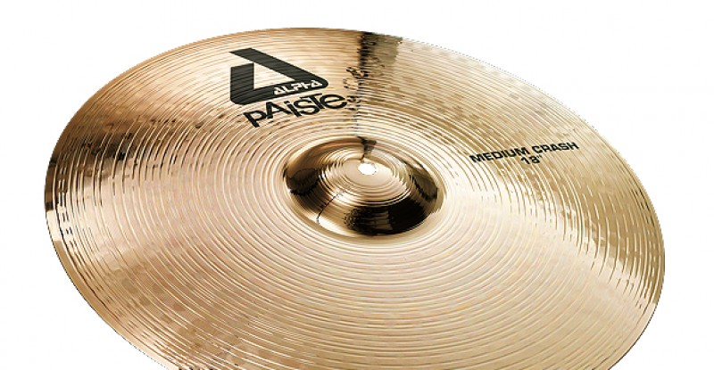 Paiste Alpha Medium Crash 16″ 18″