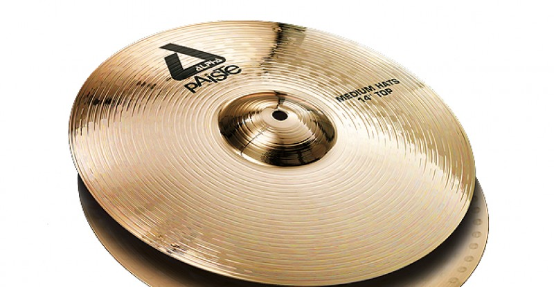 Paiste Alpha Medium Hats 14″