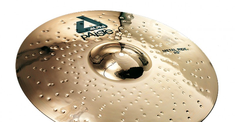 Paiste Alpha Metal Ride 20″