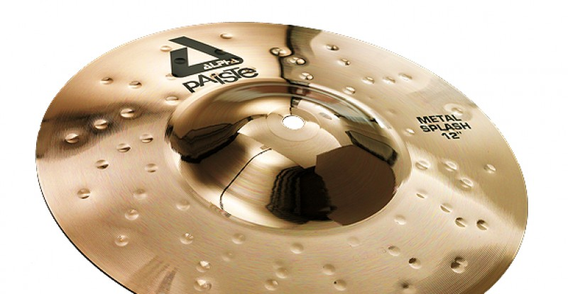 Paiste Alpha Metal Splash 10″ 12″