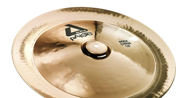 Paiste Alpha Rock China 18″