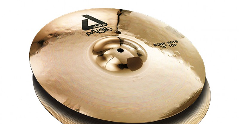 Paiste Alpha Rock Hats 14″