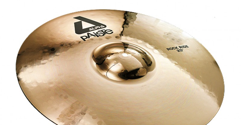 Paiste Alpha Rock Ride 20″